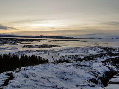 Vista of National Park